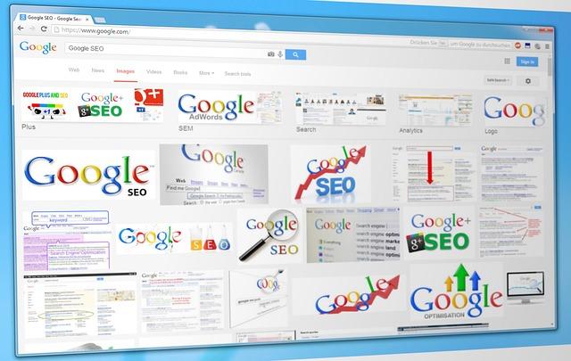 Google sine bilder